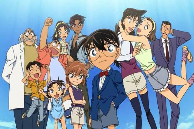 Detective Conan Episode 958