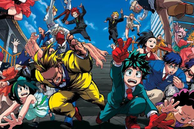 Boku no Hero Academia Season 4 Episode 4