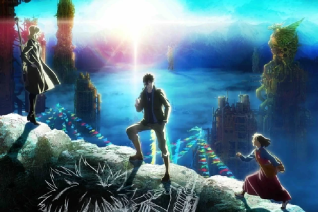 Psycho-Pass: Sinners of the System Case. 3 Movie