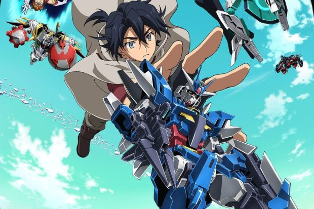 Gundam Build Divers Re:Rise Episode 6