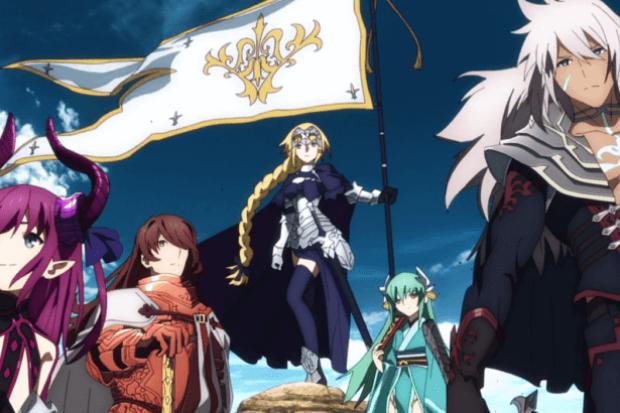 Fate/Grand Order: Zettai Majuu Sensen Babylonia Episode 5
