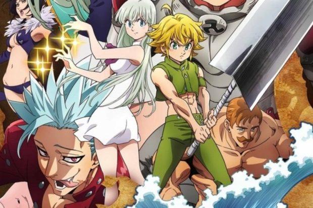 Nanatsu no Taizai: Kamigami no Gekirin Episode 2