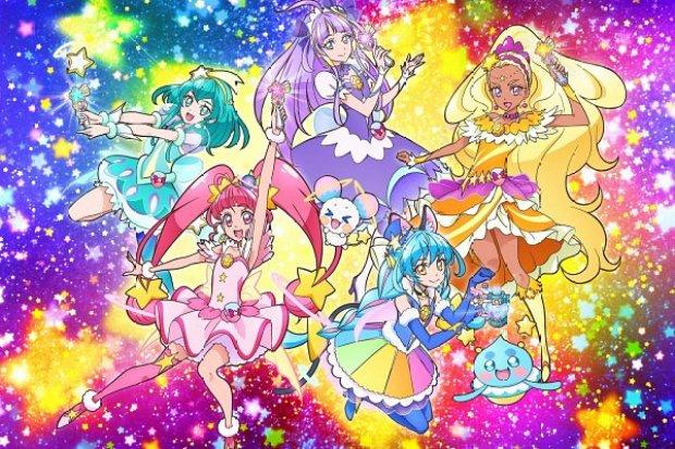 Star☆Twinkle Precure Episode 36